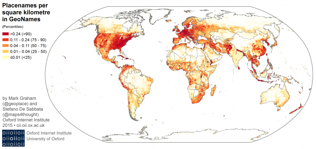 The Missing Ground-truth in Geographic Data - Figure 1